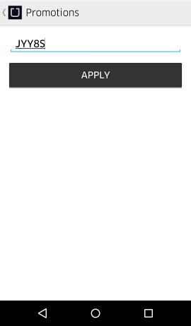 Uber Londyn kod promocyjny 10 funtów